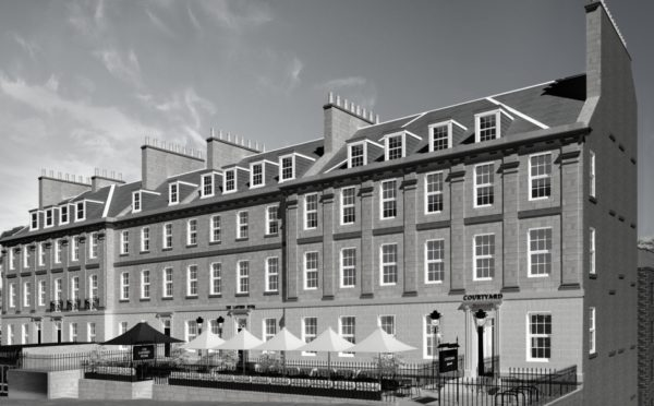 Residence Inn Courtyard by Marriott Edinburgh
