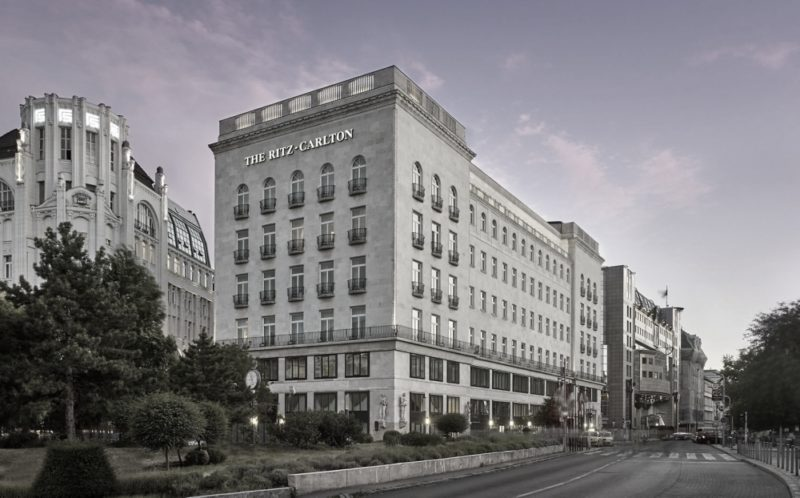 Ritz-Carlton HOTEL Budapest