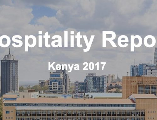 34% of Kenyans prefer three star hotels