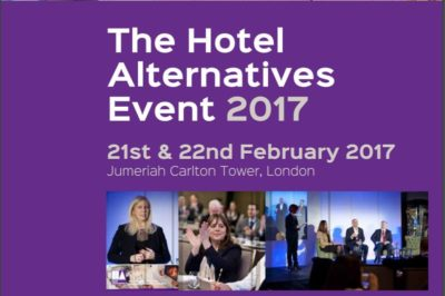 The HOtel Alternatvie Event 2017