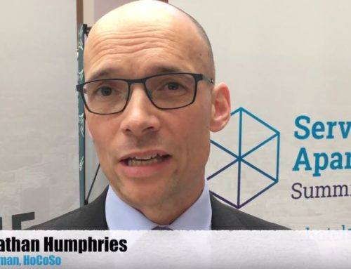 Great interview session with Serviced Apartment News during IHIF2017 – What's current and where is it going with serviced apartment/extended-stay sector?