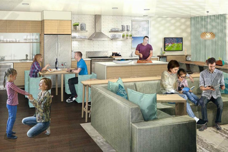 extended-stay hotel concept are being invented and redeveloped to keep up with traveler's evolving tastes and needs.