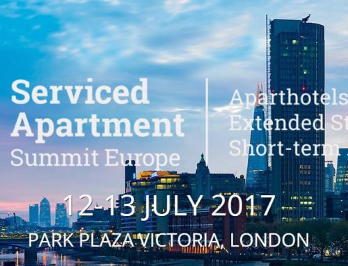 Jonathan Humphries to host a debate on Innovation & Concept Development at the Serviced Apartment Summit, London, 12-13 July