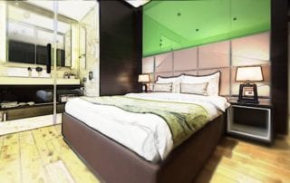 The future of hotel design in hotel concept development