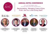 Jonathan Humphries to host panel at the Annual Hotel Conference (AHC) 2017