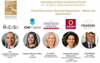 IHIF 2018 serviced apartments