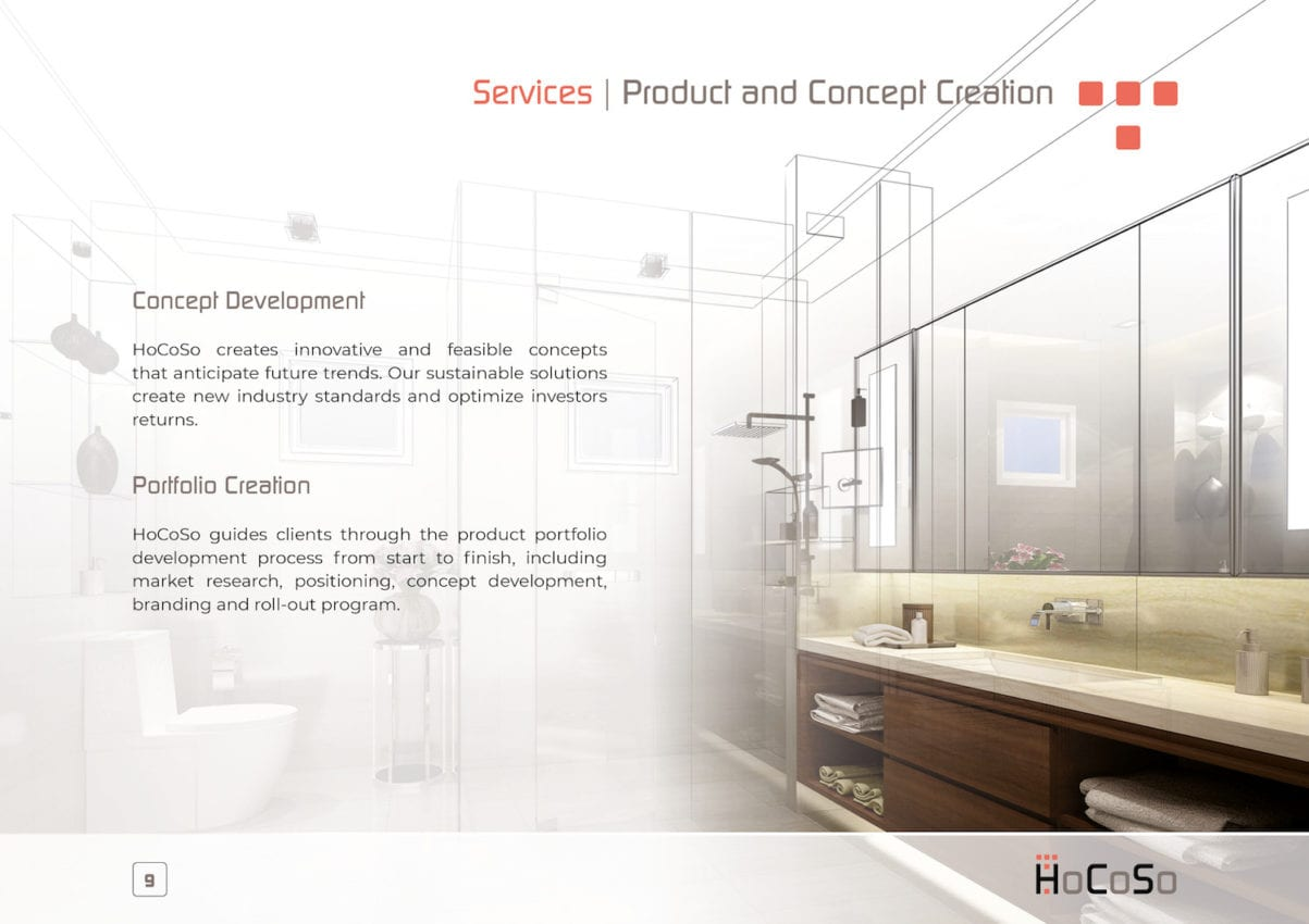 HOSPITALITY CONSULTANT Hocoso Brochure Services
