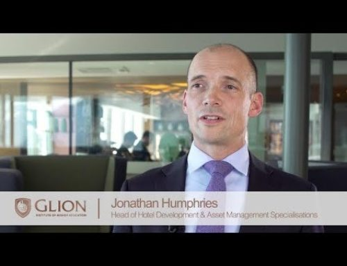 Jonathan Humphries has been appointed as the Head of Specializations at Glion Institue of Higher Education