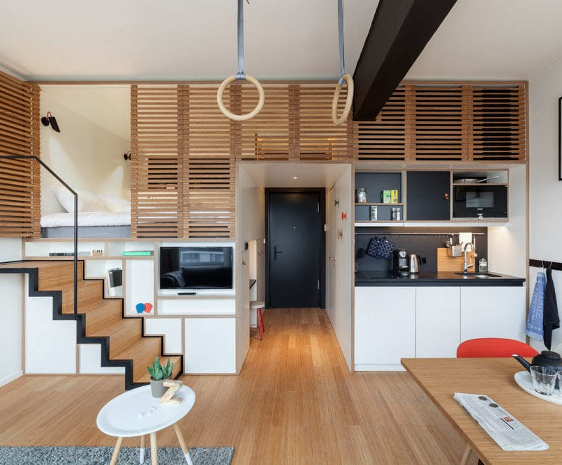 Zoku Extended stay